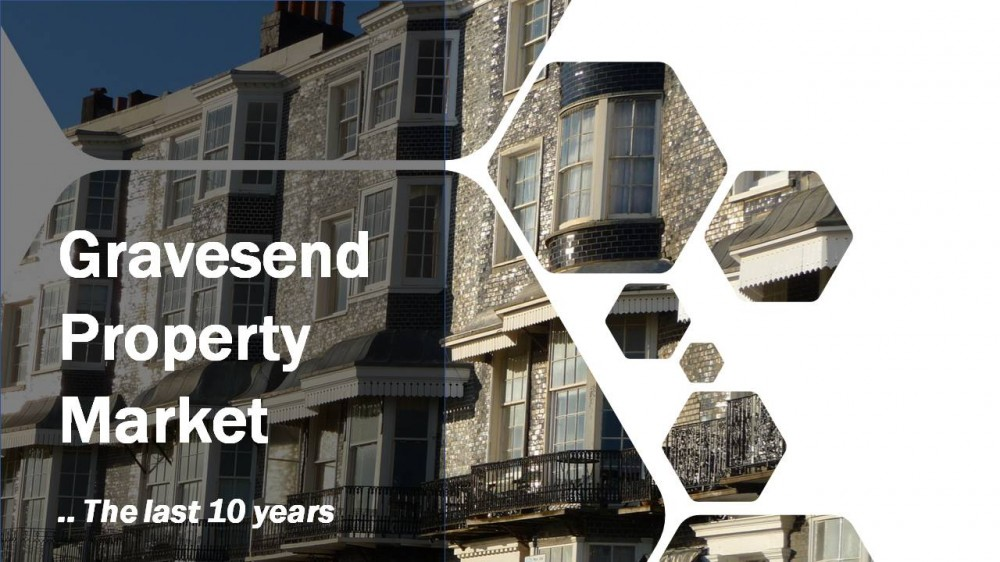 Gravesend Property Market – the Last 10 Years