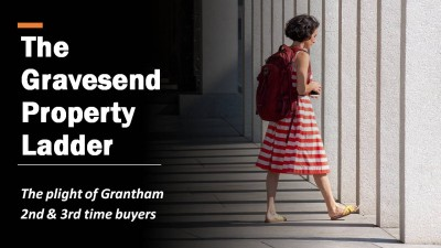 Gravesend 2nd and 3rd Time Buyers Finding it Tougher (and slower) to Move Up the Gravesend Property Ladder